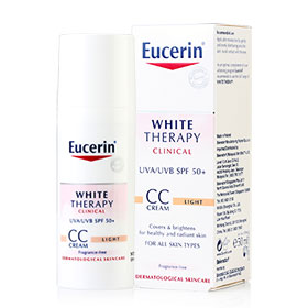 Eucerin White Therapy Clinical CC Cream 50ml