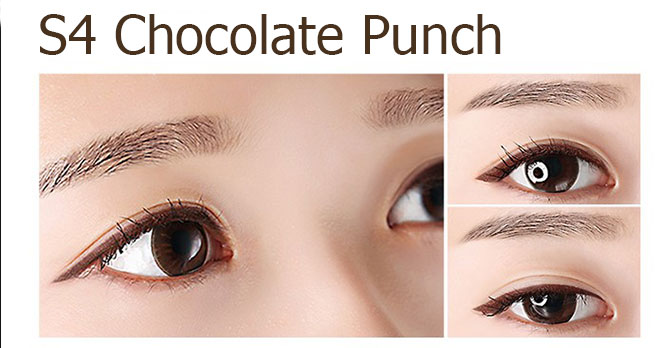 Eglips Super Slim Auto Long Eyeliner #S4 Chocolate Punch _2