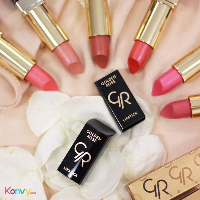 Golden Rose Lipstick Vitamin E #153_2