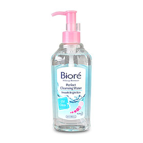 Biore Perfect Cleansing Water Oil Clear 300ml