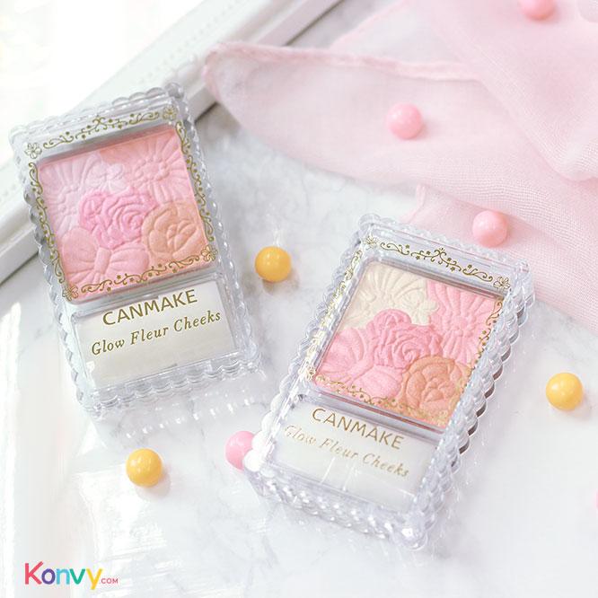 Canmake Glow Fleur Cheeks #03_1