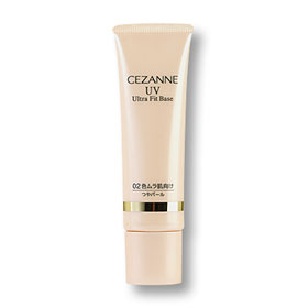 Cezanne UV Ultra Fit Base N SPF36/PA++ 30g #02