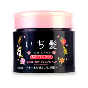 Ichikami Hair Treatment Mask 180g