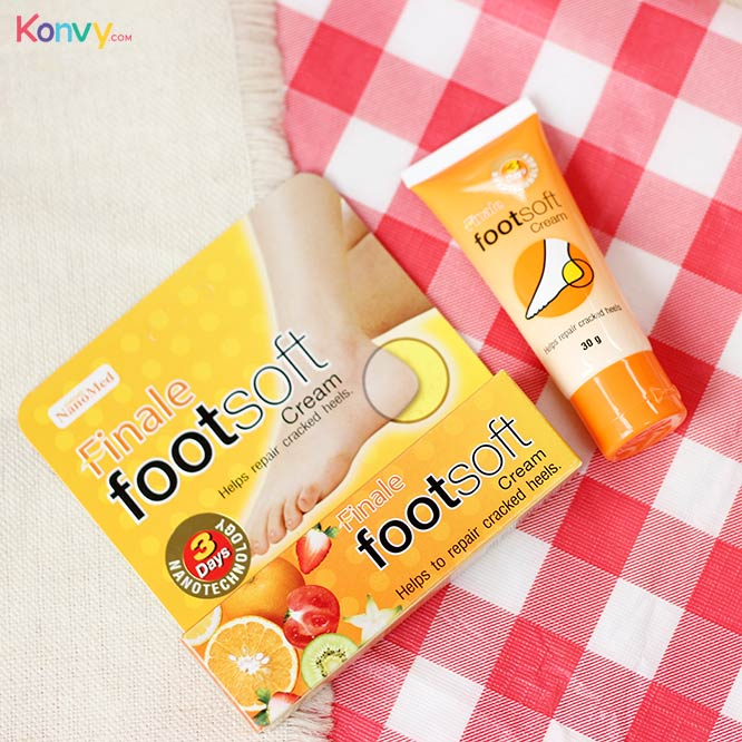 Nanomed Finale Footsoft Cream_1