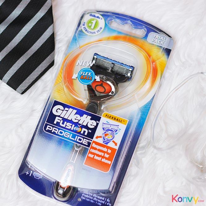 Gillette Fusion Proglide (สินค้านี้ไม่ร่วมรายการซื้อ2ชิ้นฟรีค่าจัดส่ง)_1
