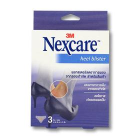 3M Nexcare Heel Blister (3pcsx1)