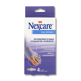 3M Nexcare Toe Blister (4pcsx1)