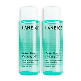 แพ็คคู่ Laneige Perfect Pore Cleansing Oil (25mlx2pcs)