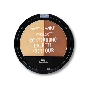 Wet n Wild Megaglo Contouring Palette Contour #E7501 Caramel Toffee