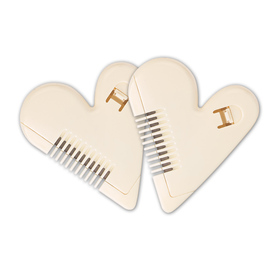 แพ็คคู่ Malian Hair Cutter #White (2pcs)