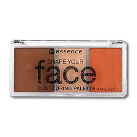 Essence Shape Your Face Contouring Palette 14g #10