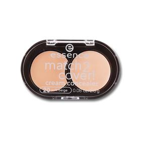 Essence Match 2 Cover Cream Concealer 2.3g #20 Soft Beige