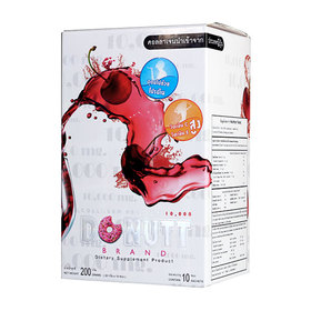 Donutt Collagen Peptide 10000 (20g x 10 Sachets)