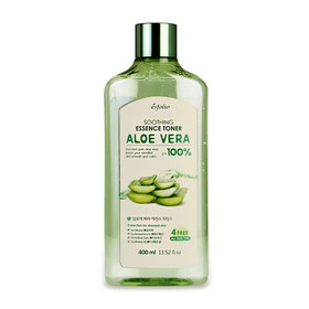 Esfolio Soothing Essence Toner Aloe Vera 100% 400ml
