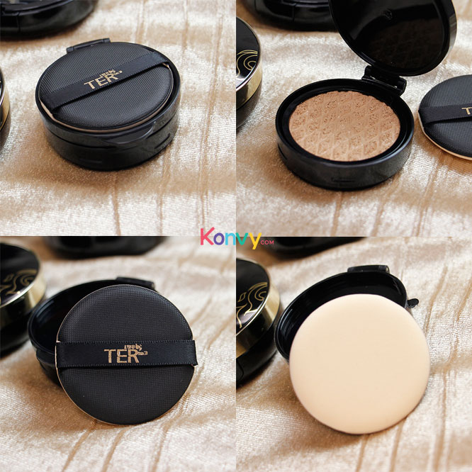TER UV Matte Cushion Oil Control SPF 50 PA+++ #23 OliveTone_3