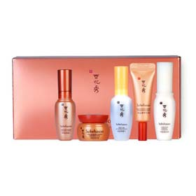 Sulwhasoo Anti-Aging Care Kit (5 Items) New package