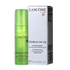 Lancome Energie De Vie The Smoothing & Glow Boosting Liquid Care 5ml