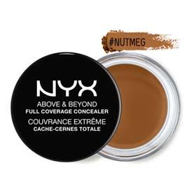 NYX Above & Beyond Full Coverage Concealer # CJ08 - NUTMEG