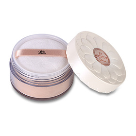 Bisous Bisous Rainbow Cluster Loose Powder Translucent #2 Natural Beige 14g