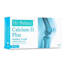 Hi-Balanz Calcium D Plus 30 Capsules