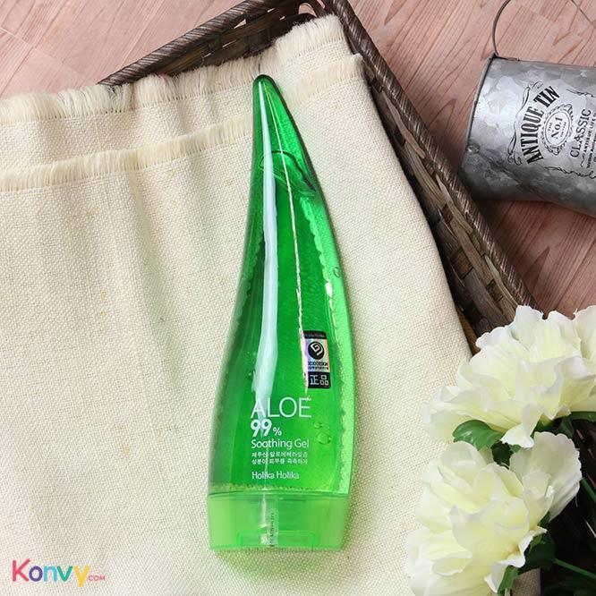 Holika Holika Aloe 99% Soothing Gel AD 250ml_1
