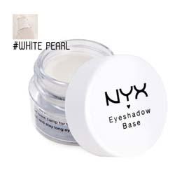 NYX Eye Shadow Base # ESB02 - WHITE PEARL