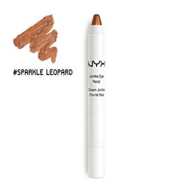 NYX Jumbo Eye Pencil # JEP631A - SPARKLE LEOPARD