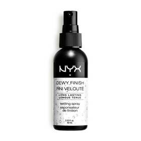 NYX Dewy Finish Long Lasting Setting Spray # MSS02
