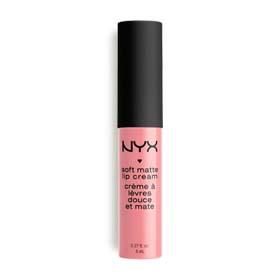 NYX Soft Matte Lip Cream # SMLC06 - ISTANBUL