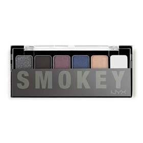 NYX The Smokey Shadow Palette # TSS01
