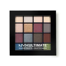 NYX Ultimate Shadow Palette # USP01 - Smokey & Highlight