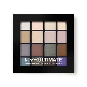 NYX Ultimate Shadow Palette # USP02 - COOL NEUTRALS