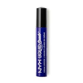 NYX Liquid Suede Cream Lipstick # LSCL17 - JET SET