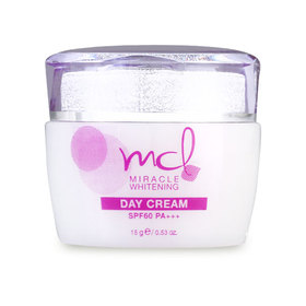 MCL Miracle Whitening Day Cream SPF60/PA+++ 15g