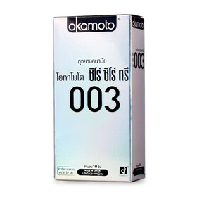Okamoto Zero Zero Three Pack 52mm (10pcs)