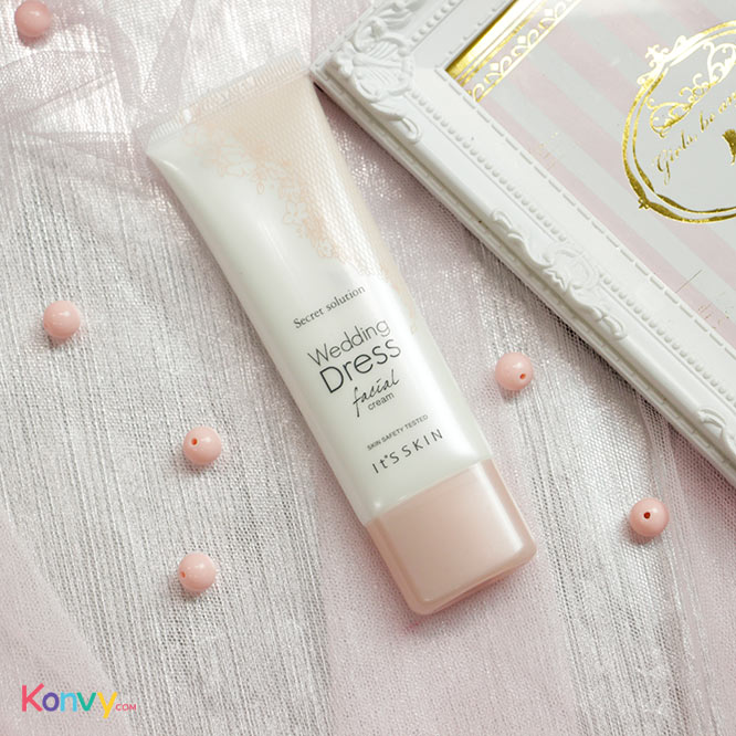 It's Skin Secret Solution Wedding Dress Facial Cream 40ml_1