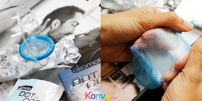 Okamoto Dot de Cool Condom 52mm (2pcsx3boxes)_2