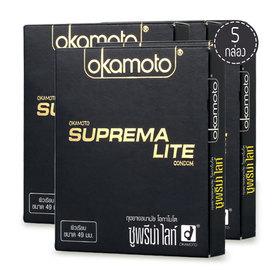 Okamoto Suprema Lite Condom 49mm (2pcsx5boxes)