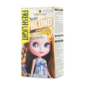 Schwarzkopf Fresh Light Milky Hair Color #Passion Blond