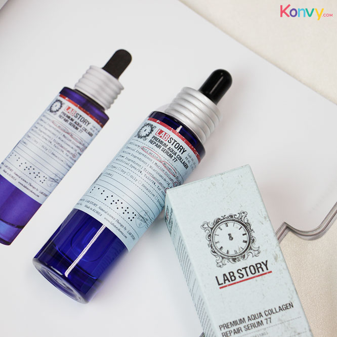 Labstory Premium Aqua Collagen Repair Serum 77 40ml_2