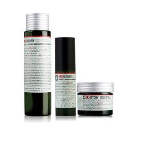 Labstory Centella Asiatica Regeneration Set II Set 3 Items (Booster 150ml,Serum 30ml,Cream 60ml)