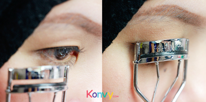 Golden Rose Eyelash Curler With Silicone Pads_3