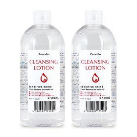 ซื้อ 1 แถม 1 Purevivi Cleansing Lotion (500mlx2)