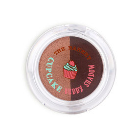 Beauty Buffet The Bakery Cupcake Buddy Shadow #04 Carrot Peacan Toffee