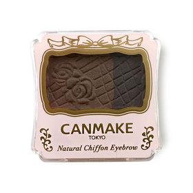 Canmake Natural Chiffon Eyebrow #01