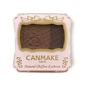 Canmake Natural Chiffon Eyebrow #02