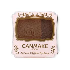 Canmake Natural Chiffon Eyebrow #03
