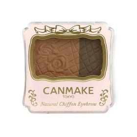 Canmake Natural Chiffon Eyebrow #04