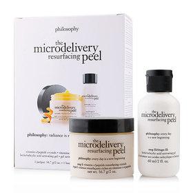 Philosophy The Microdelivery Resurfacing Peel (Set 2 Items)