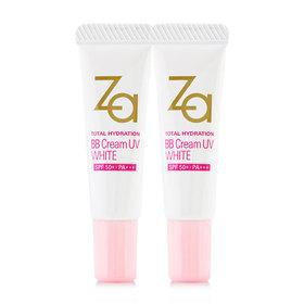 แพ็คคู่ Za BB Cream UV White (6gx2) #40552